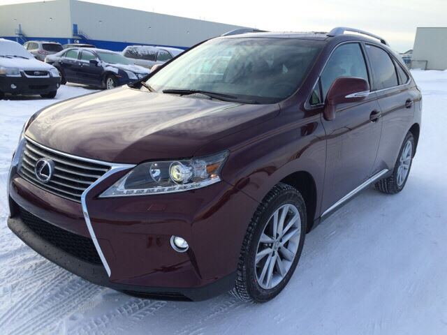 2015 lexus rx 350 edmonton alberta used car for sale 2229014. Black Bedroom Furniture Sets. Home Design Ideas