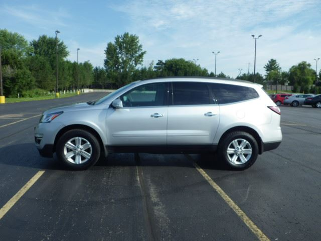 2013 Chevrolet Traverse Lt Cayuga Ontario Used Car For