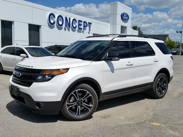 2015 ford explorer sport awd navigation georgetown ontario used car for sale 2228970. Black Bedroom Furniture Sets. Home Design Ideas