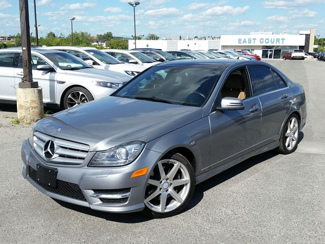 2013 Mercedes Benz C Class C350 Scarborough Ontario