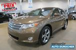 2011 Toyota Venza V6( air clim., cruise, group. n++lect., cuir, fin in Laval, Quebec