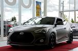 2013 Hyundai Veloster Turbo w/Colour Pack MAN. TOIT PANO CUIR GPS in Brossard, Quebec