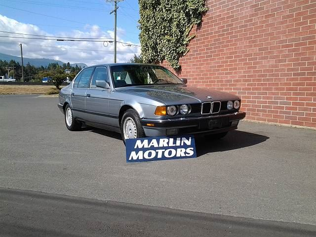 1988 BMW 7 SERIES 735i in Koksilah, British Columbia