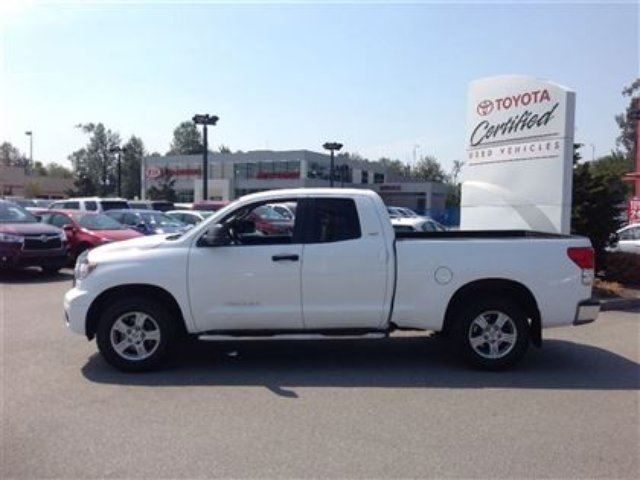 2010 toyota tundra double cab sr5 2wd pu pitt meadows. Black Bedroom Furniture Sets. Home Design Ideas