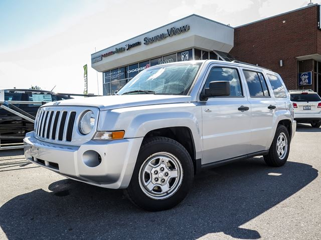 2009 jeep patriot concord ontario used car for sale 2230559. Black Bedroom Furniture Sets. Home Design Ideas