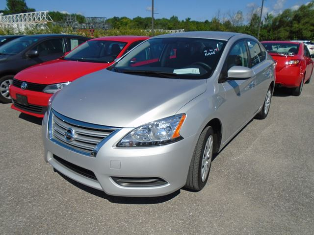 2014 Nissan Sentra Pure Drive Mpg