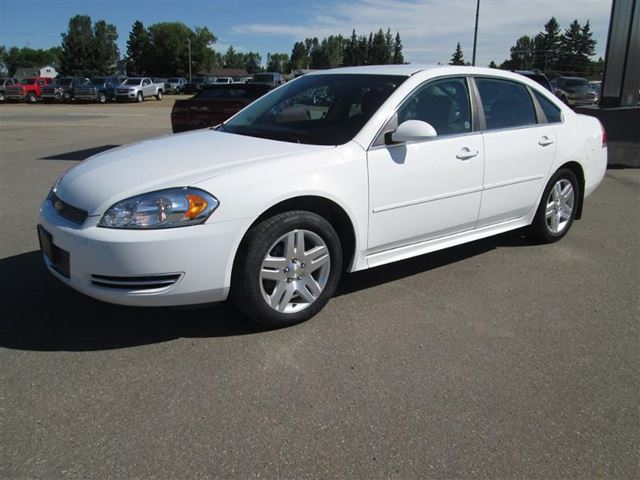 2013 chevrolet impala lt langenburg saskatchewan used. Cars Review. Best American Auto & Cars Review