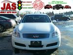 2007 Infiniti G35 Luxury in Concord, Ontario