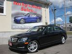 2013 Mercedes-Benz C-Class C300 4MATIC, AWD, MOONROOF, HEATED SEATS in Ottawa, Ontario