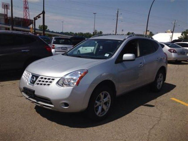 2010 nissan rogue sl calgary alberta used car for sale 2232609. Black Bedroom Furniture Sets. Home Design Ideas