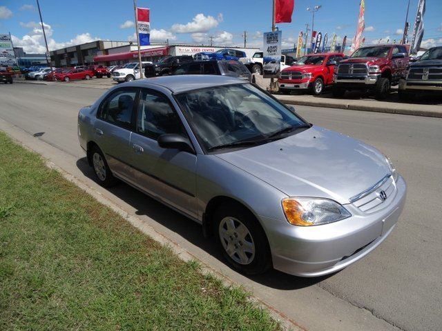 2003 honda civic dx g grande prairie alberta used car. Black Bedroom Furniture Sets. Home Design Ideas