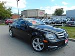 2012 Mercedes-Benz C-Class C 250 COUPE PANORAMIC SPORT PKG in Scarborough, Ontar