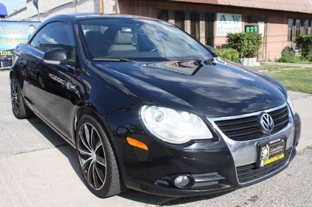 2008 volkswagen eos lux toronto ontario used car for. Black Bedroom Furniture Sets. Home Design Ideas