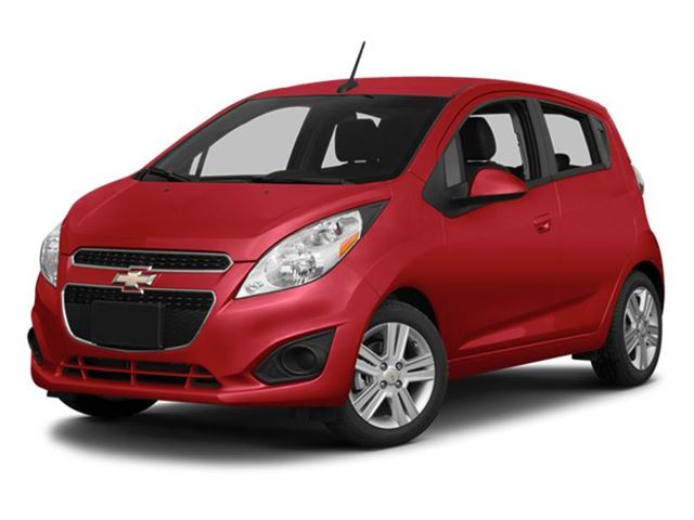 2014 chevrolet spark 1lt winnipeg manitoba used car for. Black Bedroom Furniture Sets. Home Design Ideas