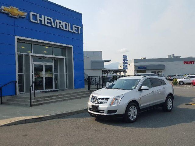 2013 Cadillac SRX Base in Chilliwack, British Columbia