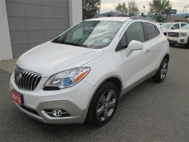 2013 buick encore convenience white jacobsen gm. Black Bedroom Furniture Sets. Home Design Ideas