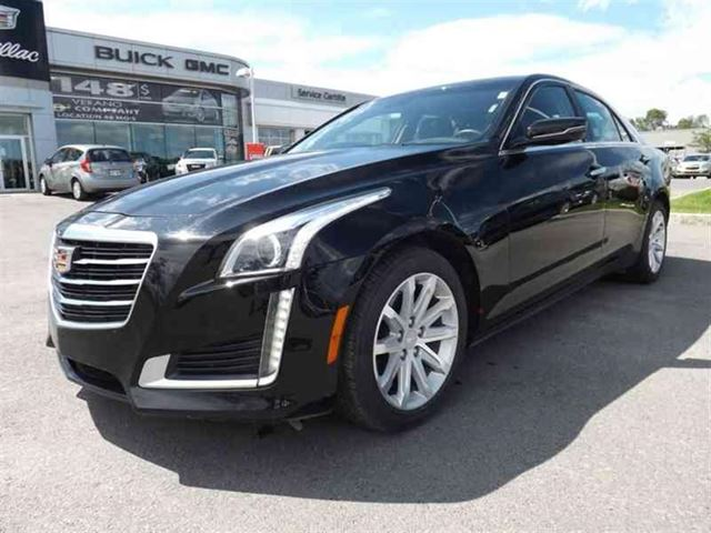 2015 cadillac cts luxury pincourt quebec used car for sale 2233584. Black Bedroom Furniture Sets. Home Design Ideas