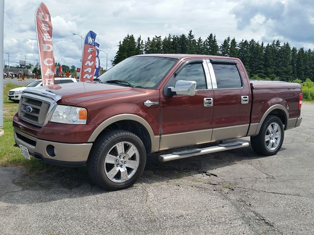2006 ford f 150 king ranch 4x4 caledon ontario used car for sale 2233650. Black Bedroom Furniture Sets. Home Design Ideas