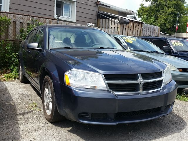 2008 dodge avenger sxt oshawa ontario used car for sale 2233489. Cars Review. Best American Auto & Cars Review