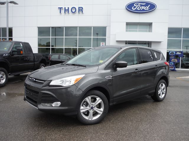 2015 ford escape se orillia ontario new car for sale 2233768. Black Bedroom Furniture Sets. Home Design Ideas