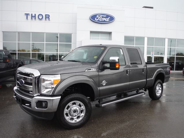 2016 ford f 350 lariat orillia ontario new car for sale 2233770. Black Bedroom Furniture Sets. Home Design Ideas