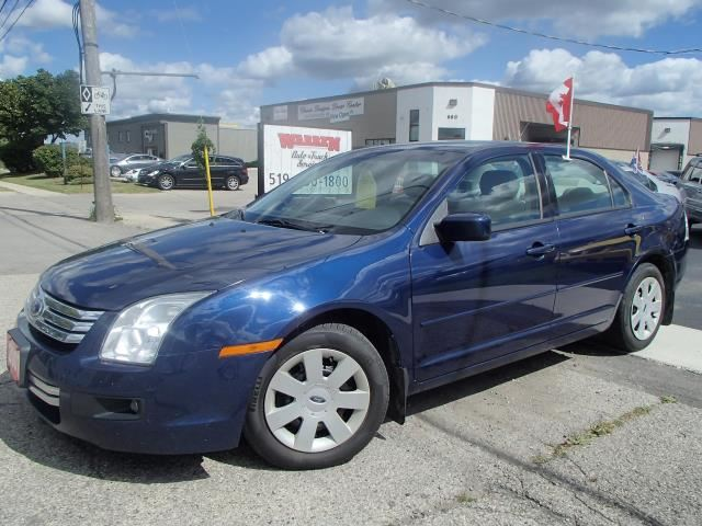 2007 ford fusion se cambridge ontario used car for sale. Black Bedroom Furniture Sets. Home Design Ideas