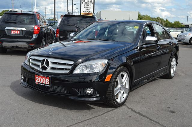 2008 mercedes benz c class c300 4matic sunroof ottawa for 2008 mercedes benz c class c300 for sale