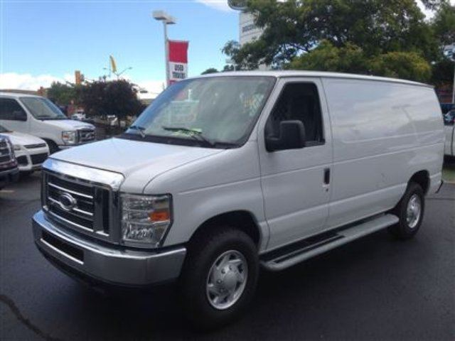 2014 ford e 250 commercial white discovery ford. Black Bedroom Furniture Sets. Home Design Ideas