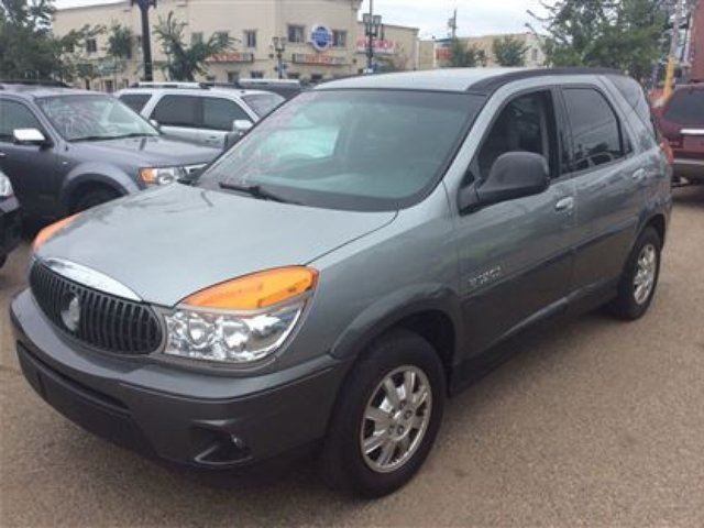 2003 buick rendezvous cx edmonton alberta used car for. Black Bedroom Furniture Sets. Home Design Ideas