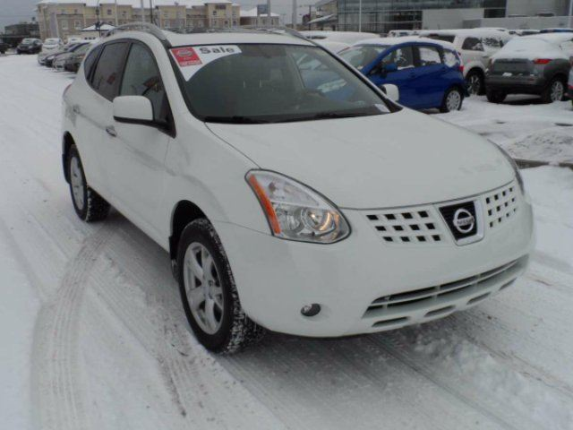 2010 nissan rogue sl 4dr all wheel drive edmonton alberta used car for sale 2234561. Black Bedroom Furniture Sets. Home Design Ideas