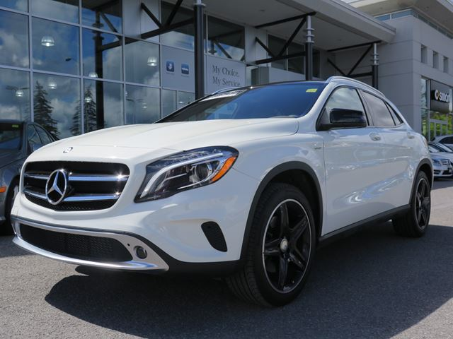 2015 mercedes benz cla250 suv 4matic ottawa ontario for Mercedes benz cla250 4matic