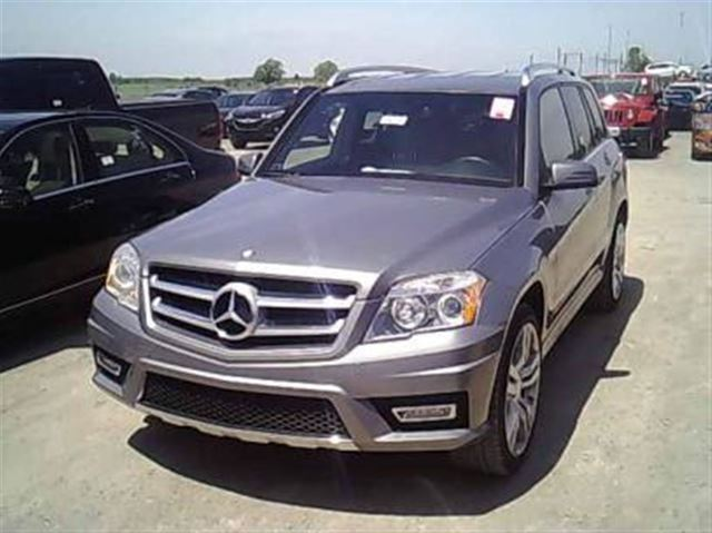 2012 mercedes benz glk class low km mercedes benz for Mercedes benz scarborough