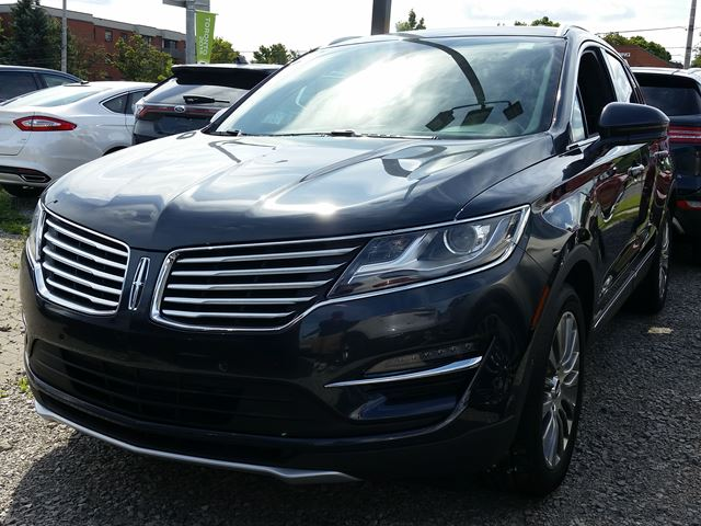 2015 lincoln mkc scarborough ontario used car for sale 2234623. Black Bedroom Furniture Sets. Home Design Ideas