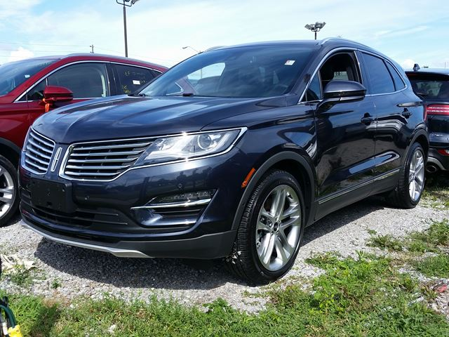 2015 lincoln mkc scarborough ontario used car for sale 2234624. Black Bedroom Furniture Sets. Home Design Ideas