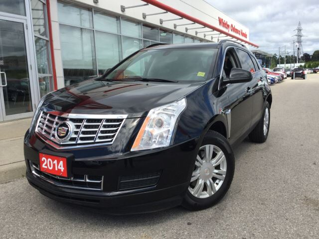 2014 cadillac srx whitby ontario used car for sale 2234536. Black Bedroom Furniture Sets. Home Design Ideas