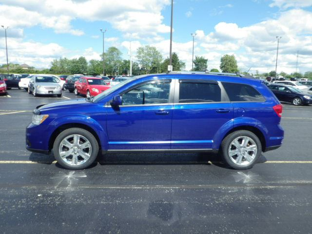 2012 Dodge Journey Crew Cayuga Ontario Used Car For