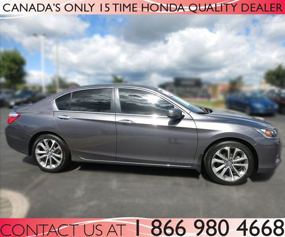 2014 honda accord sport only 33 000 km 39 s tint hamilton ontario used car for sale 2236198. Black Bedroom Furniture Sets. Home Design Ideas