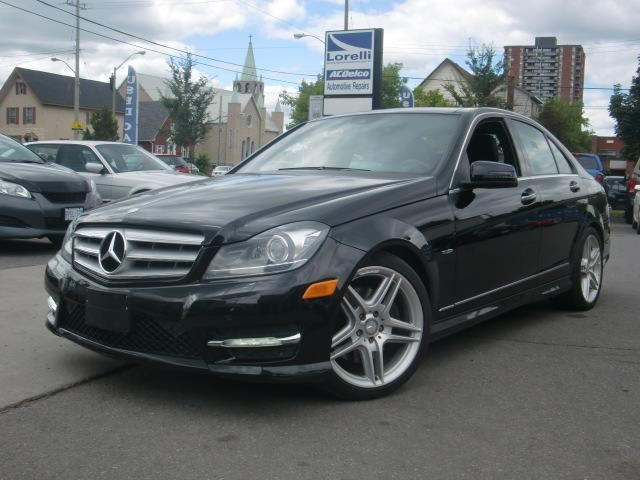 2012 mercedes benz c class c350 ottawa ontario used car for 2012 mercedes benz c350 price