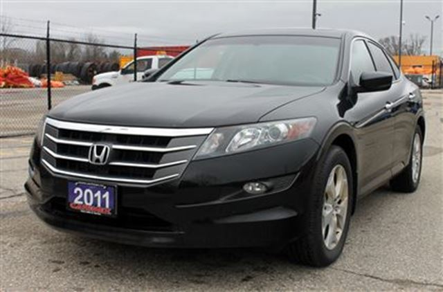 2011 Honda Accord Crosstour Ex L Waterloo Ontario Used