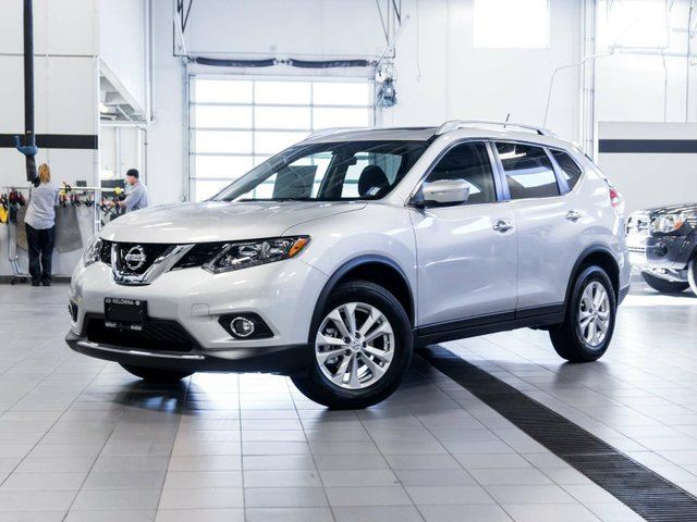 2015 nissan rogue sv all wheel drive kelowna british columbia used car for sale 2236968. Black Bedroom Furniture Sets. Home Design Ideas