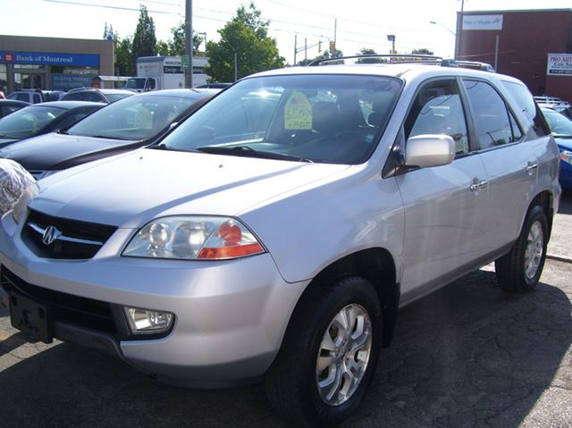 2003 acura mdx touring kitchener ontario used car for sale 2237121. Black Bedroom Furniture Sets. Home Design Ideas