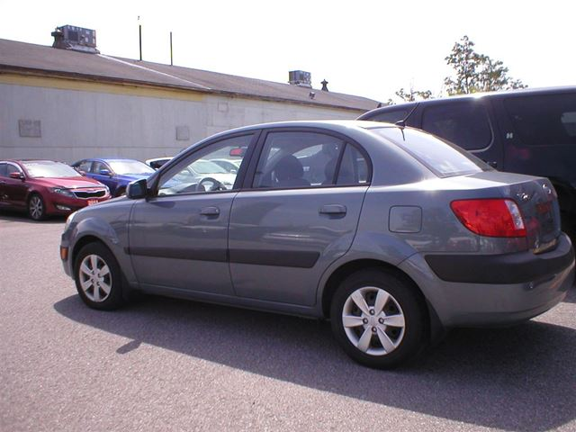 2008 kia rio ex convenience grey cobourg kia. Black Bedroom Furniture Sets. Home Design Ideas