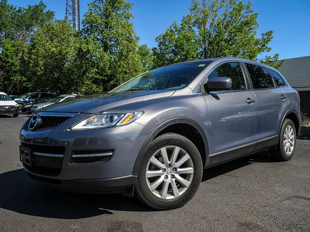 2007 mazda cx 9 4dr awd gs at mississauga ontario used car for sale 2237690. Black Bedroom Furniture Sets. Home Design Ideas