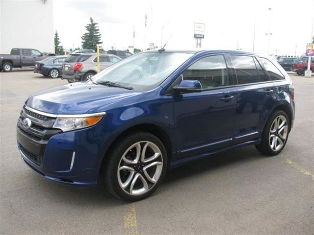 2013 ford edge sport edmonton alberta used car for sale 2237805. Black Bedroom Furniture Sets. Home Design Ideas