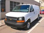 2015 Chevrolet Express CARGO VAN 4.8L V8 ENGINE POWER GROUP FINANCE AVAILABLE in Edmonton, Alberta
