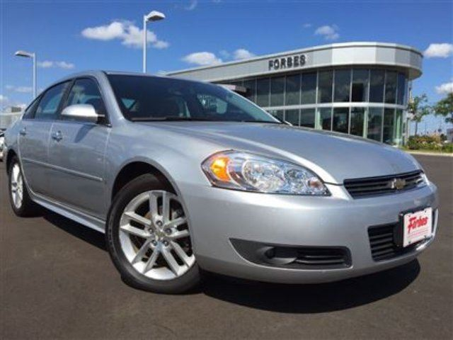 2010 Chevrolet Impala Ltz Silver Forbes Motors Inc Wheels Ca