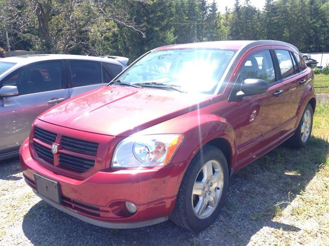 2007 dodge caliber sxt milton ontario used car for sale 2238529. Cars Review. Best American Auto & Cars Review
