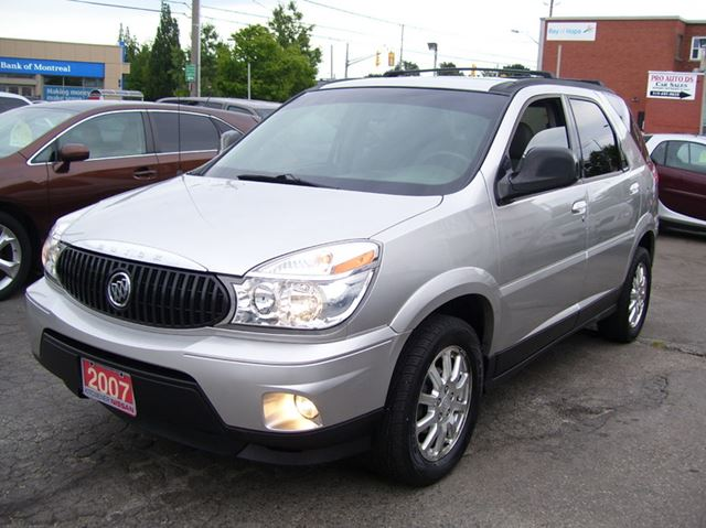 2007 buick rendezvous cx kitchener ontario used car for sale 2238259. Black Bedroom Furniture Sets. Home Design Ideas