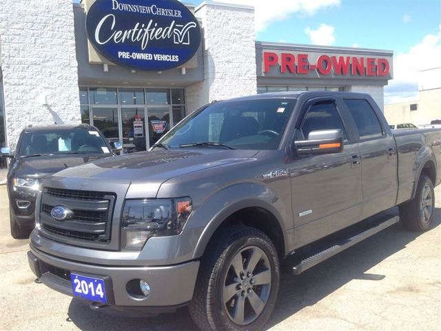 2014 ford f 150 lariat toronto ontario used car for sale 2238800. Black Bedroom Furniture Sets. Home Design Ideas
