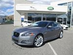 2013 Jaguar XF 3.0L V6 S/C AWD in Kelowna, British Columbia